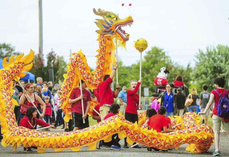 Solomons Dragon Boat Festival