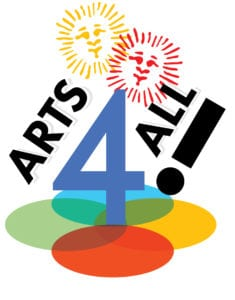 Arts4All logo