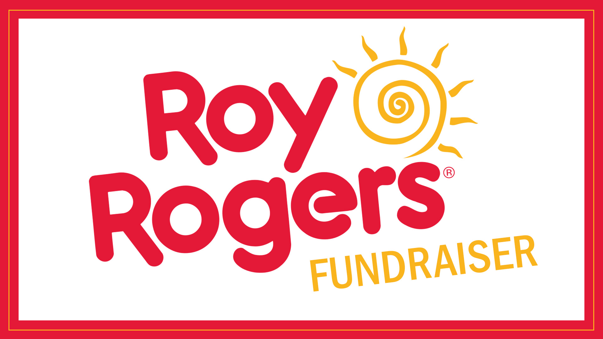 Roy Rogers Fundraiser