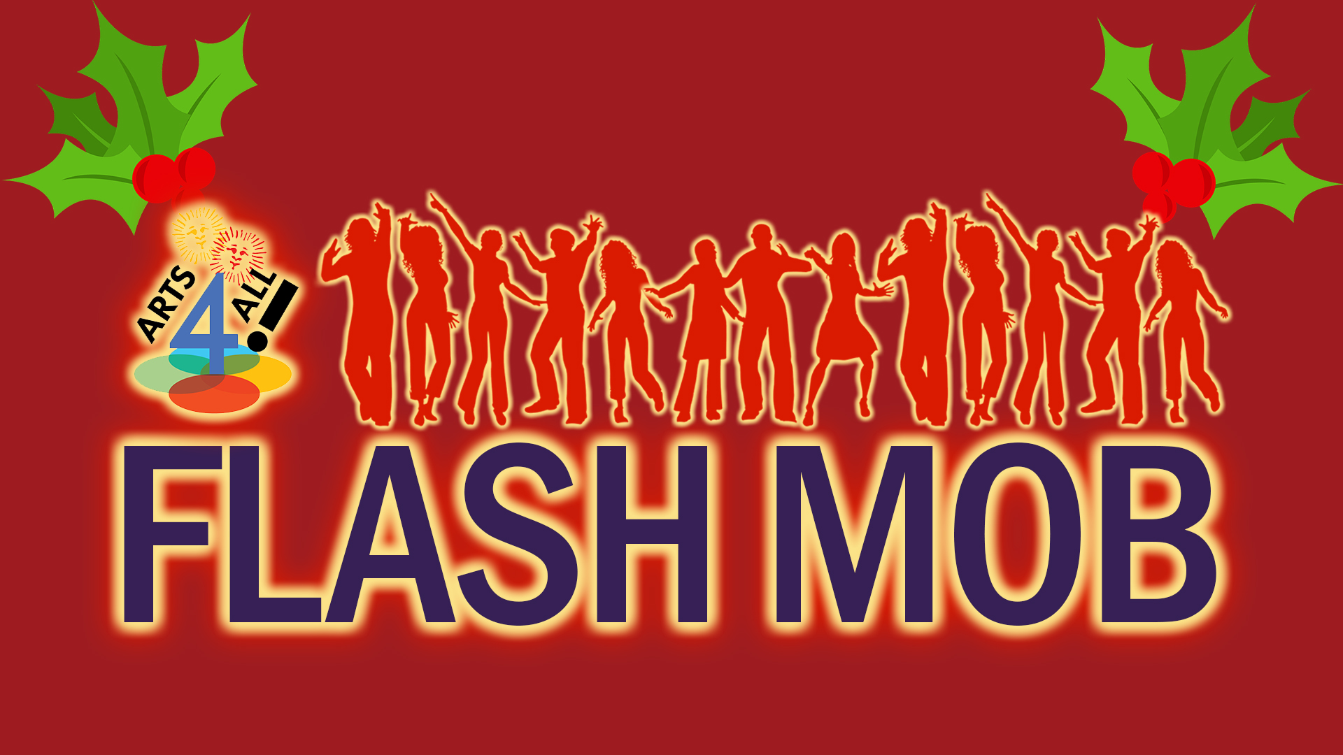 Holiday Flash Mob