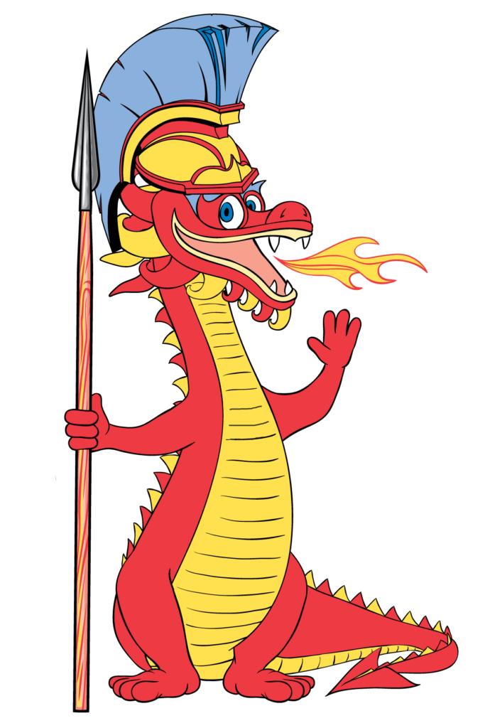 DD the Dragon