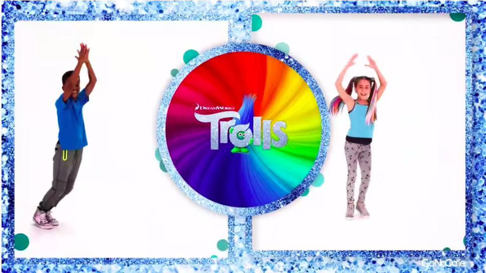 Dance with the Trolls