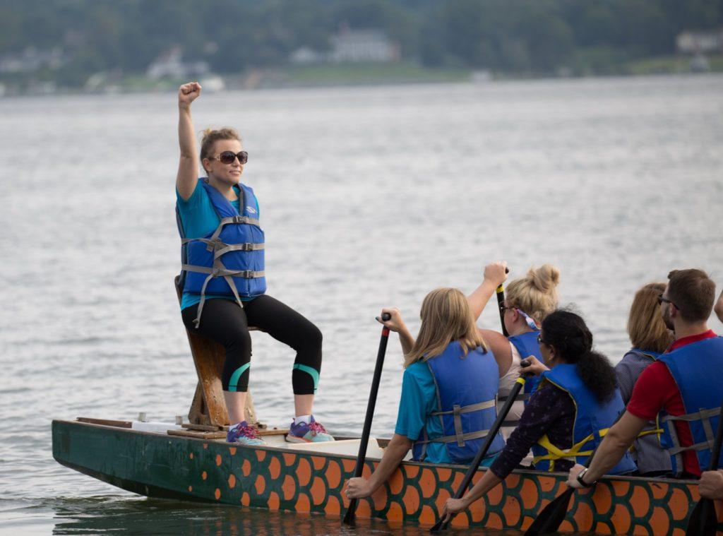 Kristin's Dragon Boat